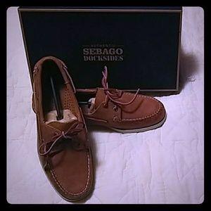 Men's Sebago Docksides shoes